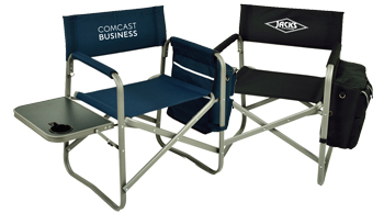 Directors Chair with Table & Cooler