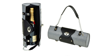 Wine Carrier & Purse