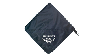 Golf Club Cover and Towel