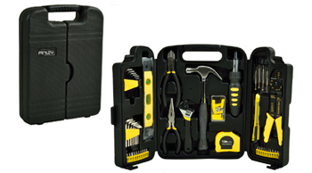 Home Tool Kit - 120 piece Set